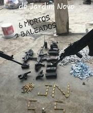 Foto de PM desconhece suposto ataque da milícia no Jardim Novo (ADA) que teria deixado seis mortos