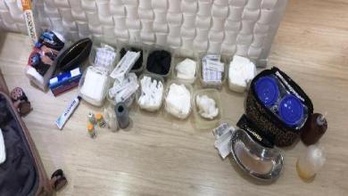Foto de Presas no Complexo do Alemão (CV) falsas médicas que tinham clientes no Brasil e no exterior