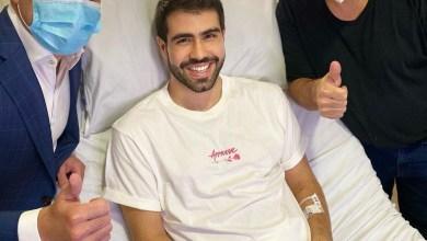 Foto de Juliano Laham comenta cirurgia para retirada de tumor benigno: 'Eu renasci'