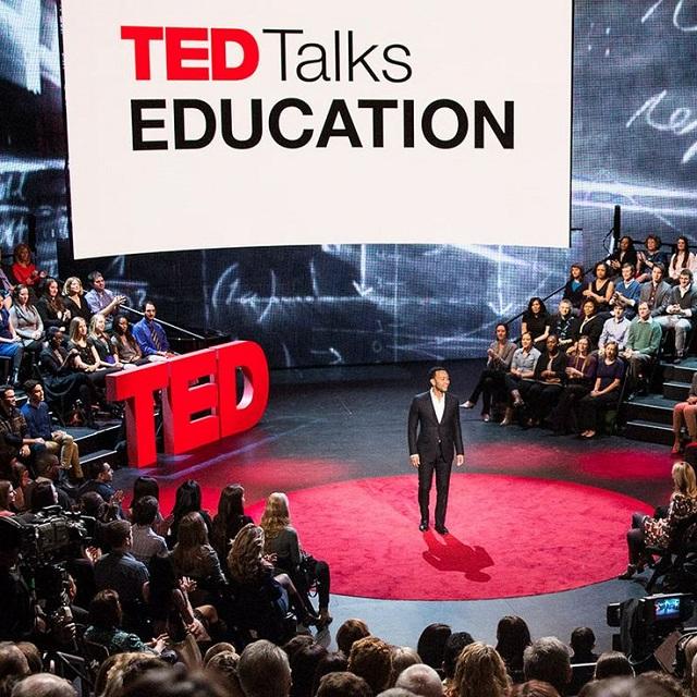 ted talk education