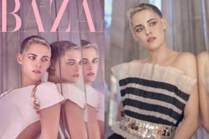 Harper's Bazaar UK Kristen Stewart feature
