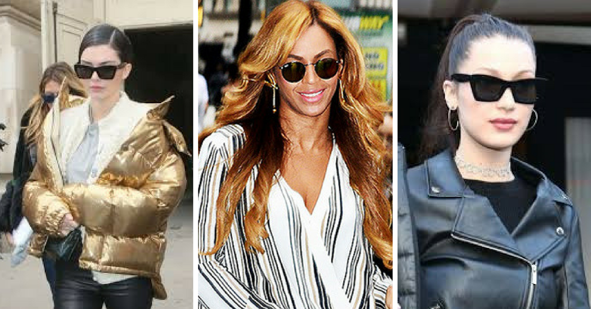 Sunglasses that Celebrities Wear