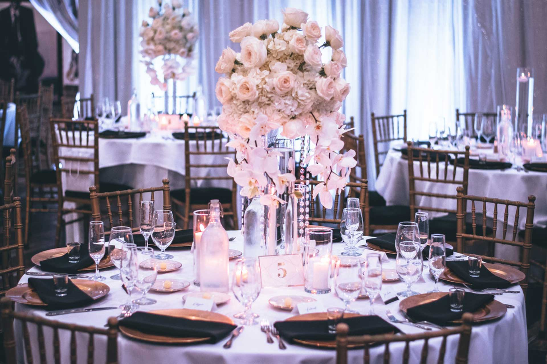 Tips for Hosting an Event in a Banquet Hall