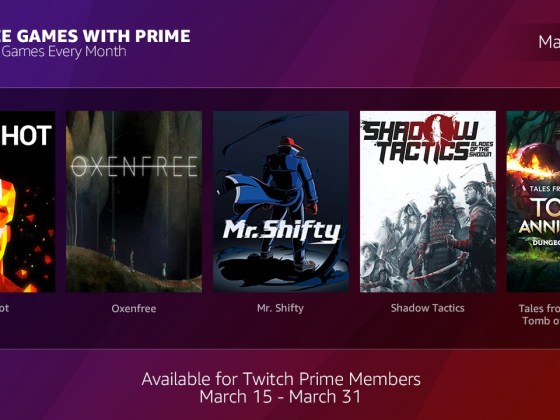 Free Games with Prime Screenshot