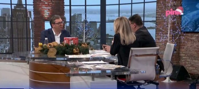 ALEKSANDAR VUČIĆ NA TV PINK O ODLASKU U CRNU GORU (VIDEO) 1