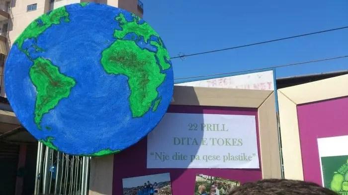 Dita Ndërkombëtare e tokës: Aktivitet sensibilizues në qytetin e Elbasanit.