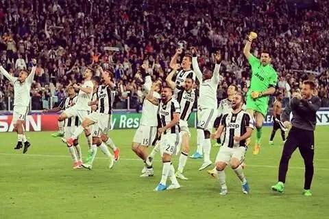 """Juventus në finalen e Cardiff-it, """"Zonja e Vjetër"""" thyen lehtë Monaco-n."""