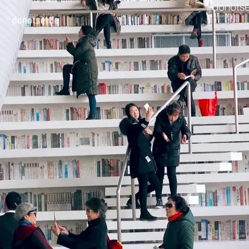 Ëndërr e lexuesve të librave…