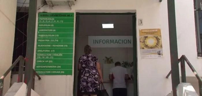 Mjekët vazhdojnë të kërkojnë kartën e shëndetit