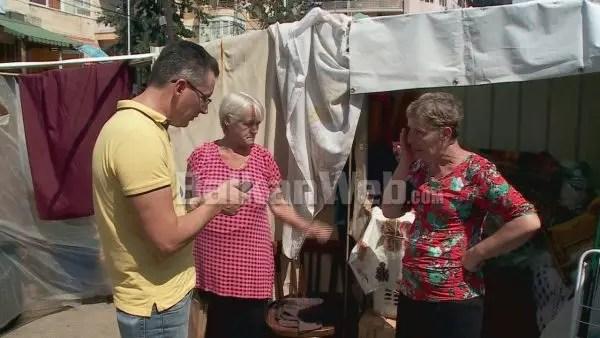 Shtëpisë i del pronari/ Drama e dy motrave Demi: Jetojmë në tendë në mes të Tiranës. Apeli për ndihmë