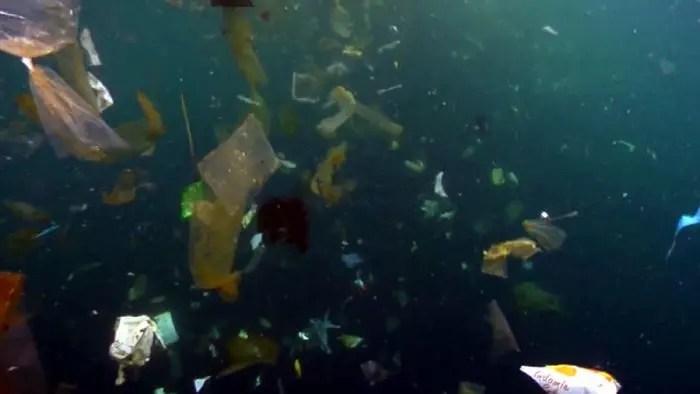 Ndotja nga plastika…
