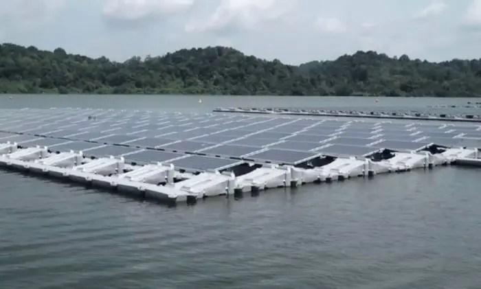 Energji nga liqeni i Banjës. Kërkesë për ndërtimin e impiantit fotovoltaik mbi ujë