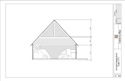 Cale_Sketchup_Short Section