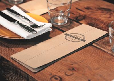 Cartas Restaurante