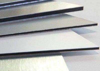 Aluminio dibond