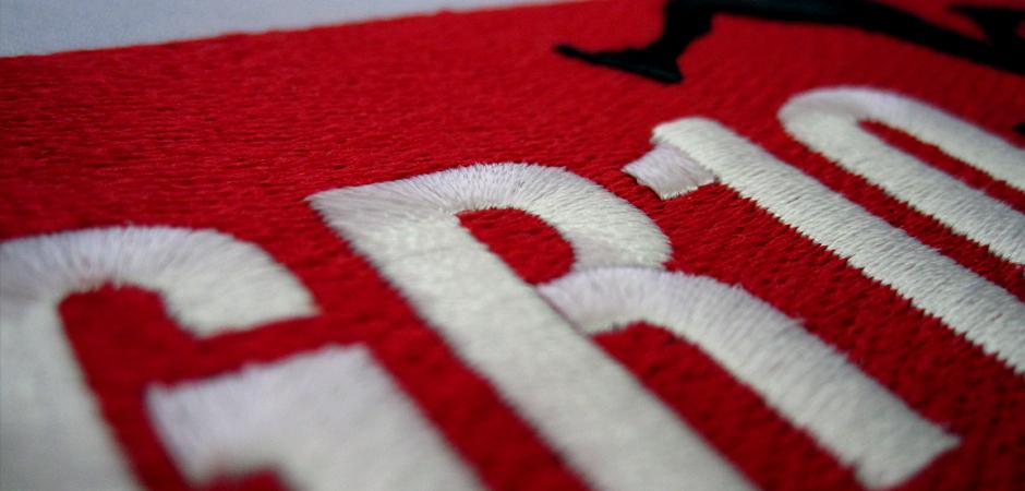 Camisetas bordadas personalizadas en cantabria