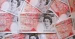 £50 pound notes