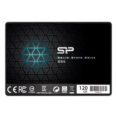 Silicon Power Slim S55 SSD 120GB 2.5″ 7mm Sata3