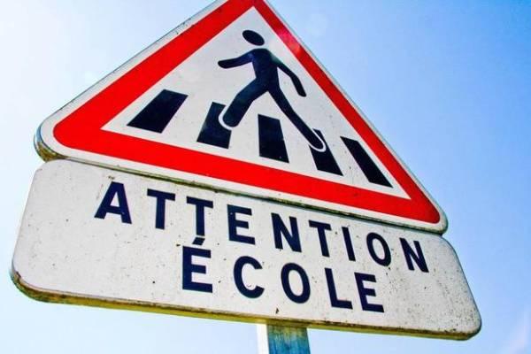 Circulation aux abords des écoles