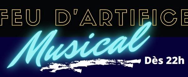 FEU D'ARTIFICE MUSICAL