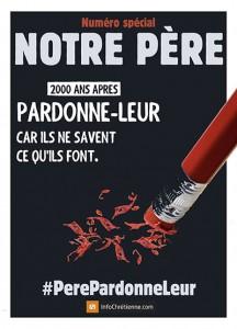 Pour Charlie Hebdo, Dieu est un assassin en fuite ! La réponse d'Info Chrétienne