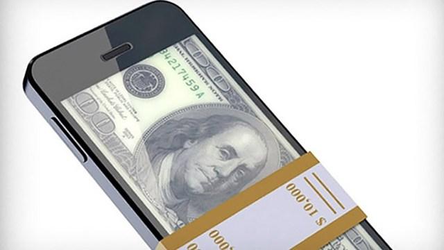 info santai buat duit dari aplikasi handphone