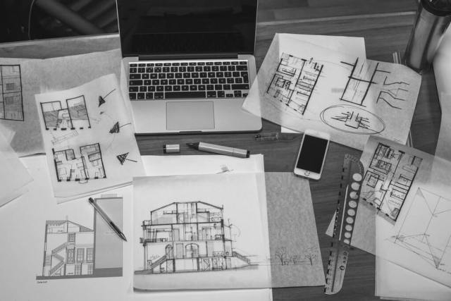 merancang pembinaan rumah ibs