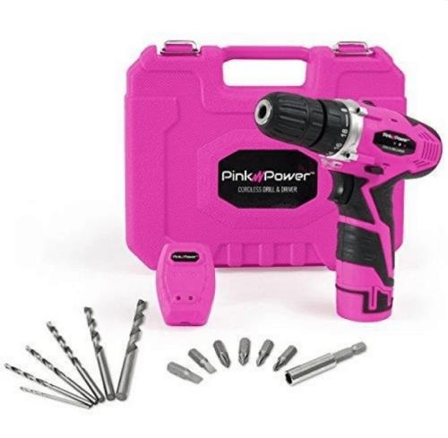 set drill pink