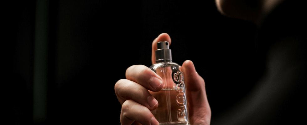 minyak wangi lelaki