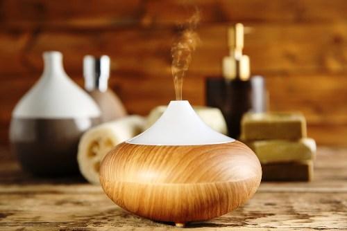 air humidifier purifier dan aroma oil diffuser