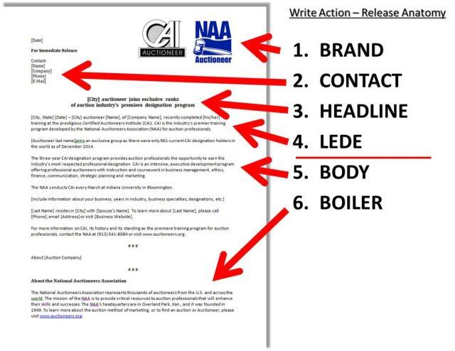 How to Write a Press Release – infoscavenger.com