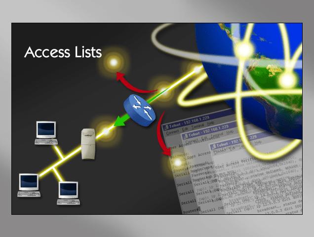 Access Lists | InfoSec.co.il