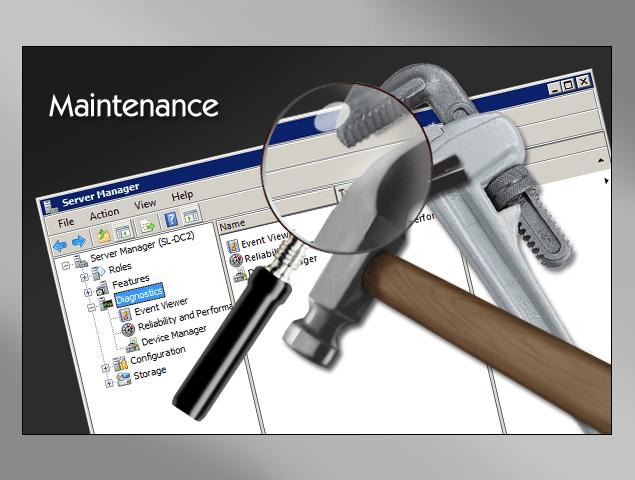 Maintenance | InfoSec.co.il
