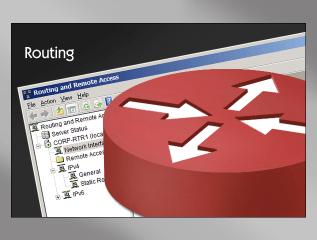 Routing | InfoSec.co.il
