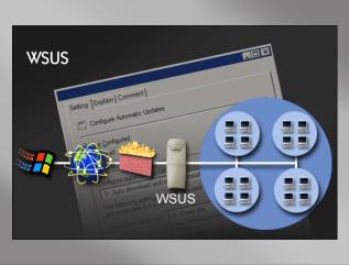 WSUS   InfoSec.co.il