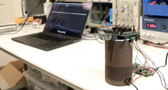 """Scientists have invented a """"non-listening"""" smart speaker"""