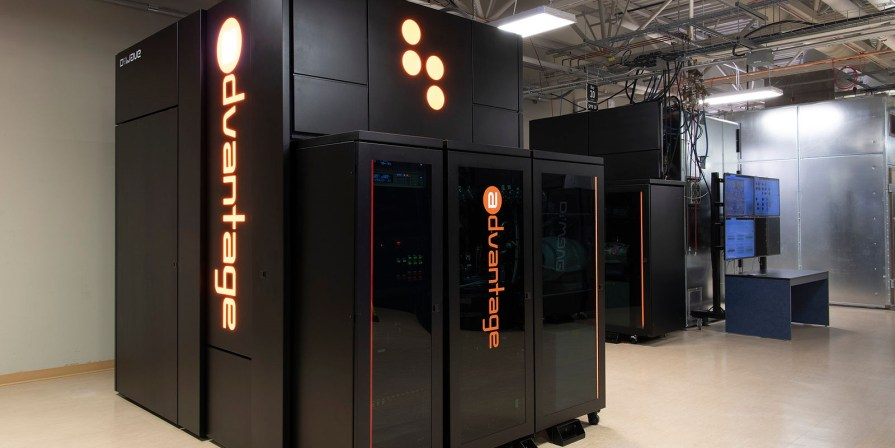 first time, quantum processor goes free sale
