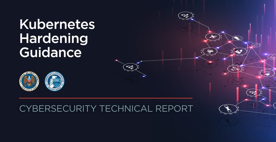 US government releases Kubernetes security guide
