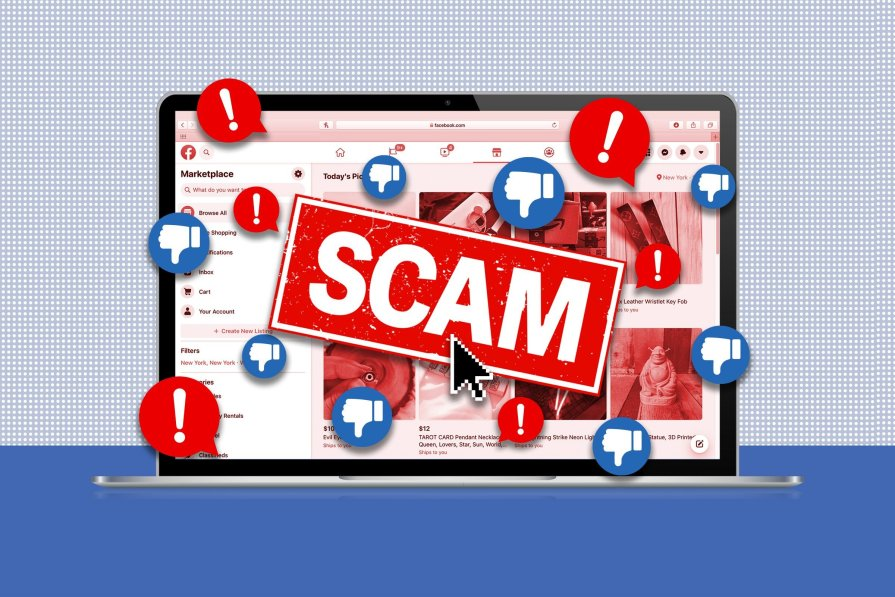 Scammers offer users sell cookies