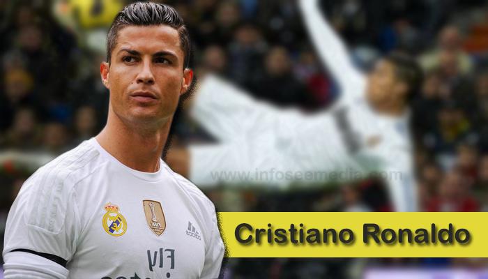 Cristiano Ronaldo infoseemedia