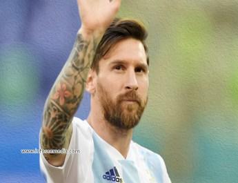Lionel Messi Infoseemedia