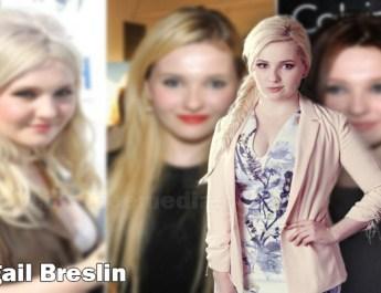 Abigail Breslin height weight age boyfriend