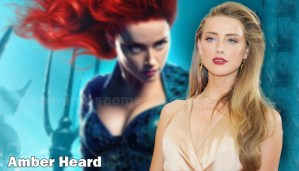 Amber Heard height weight age husband boy friends girlfriends