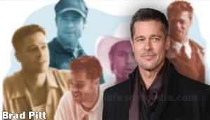 Brad Pitt height weight age girlfriends spouse