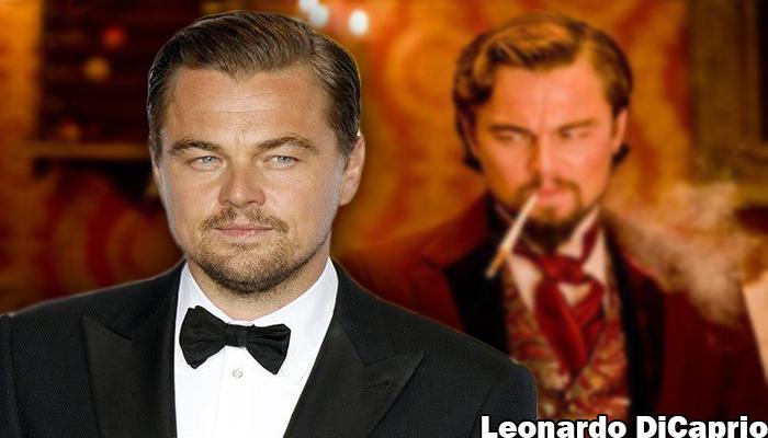 Leonardo Dicaprio height weight age