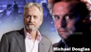 Michael Douglas height weight age