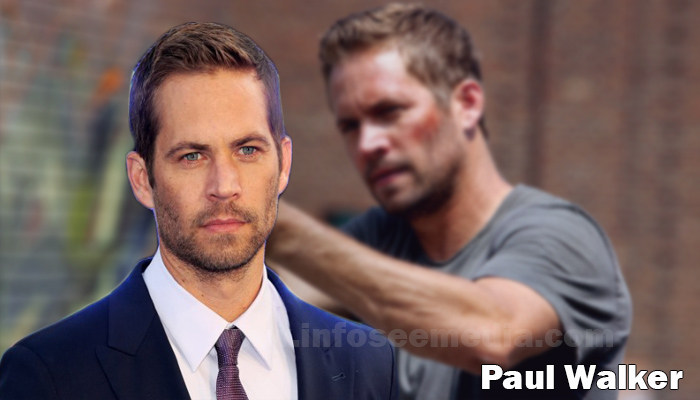 Paul Walker height weight age daughter