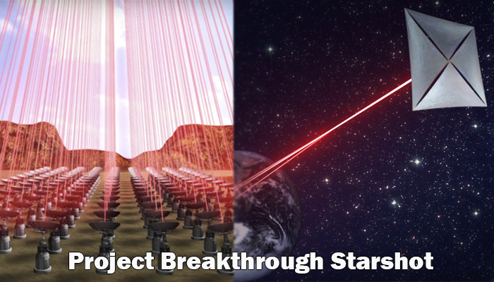 What is Project Breakthrough Starshot (Explained)