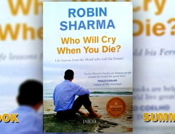 Who Will Cry When You Die Book Summary