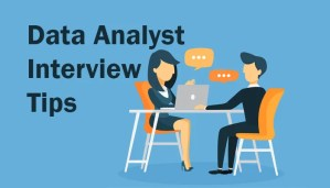 Data Analyst Interview Tips